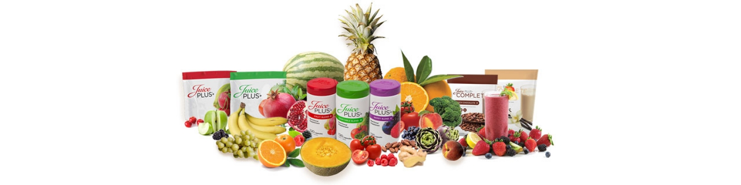 What is Juice Plus+?